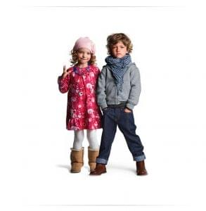 Сертификаты на детскую одежду в Российской Федерации
