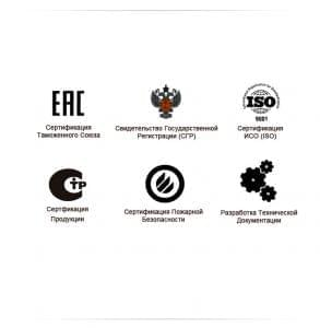 Услуги по сертификации продукции