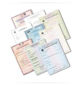 Свидетельство о государственной регистрации товара