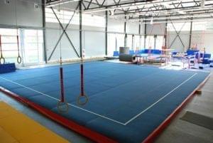 Принято четыре стандарта на гимнастическое оборудование